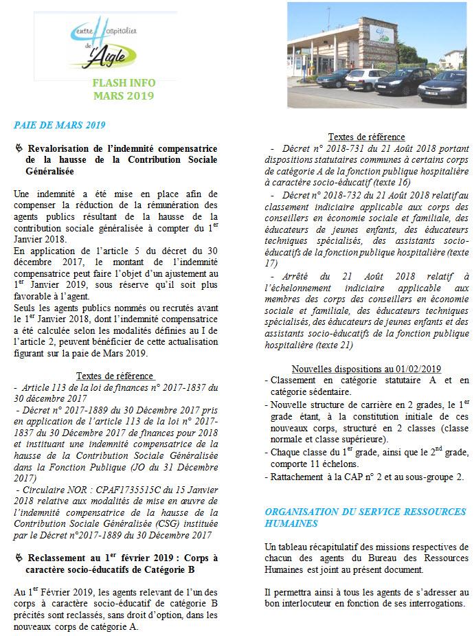 Bulletin D Information